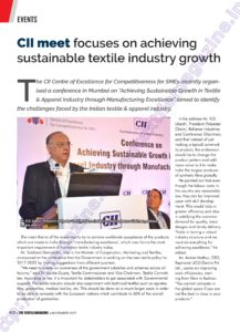 Textile Magazine_Textile Conference - 6th Oct 2017-1
