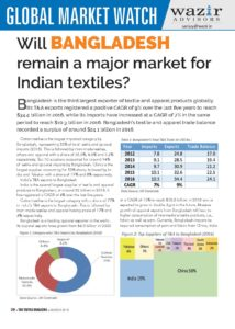 The Textile Magazine_March_Bangladesh_Page_1