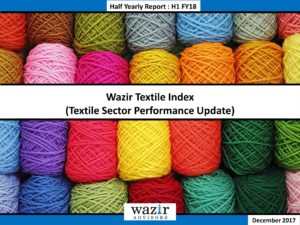 Wazir Textile Index Report - H1FY18-01